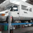 réparation sur tous types de camping cars