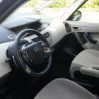 Intérieur Citroën C4 Grand Picasso