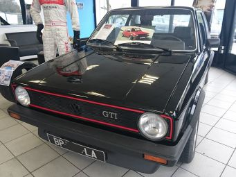 GOLF GTI 1600 YOUNTIMER