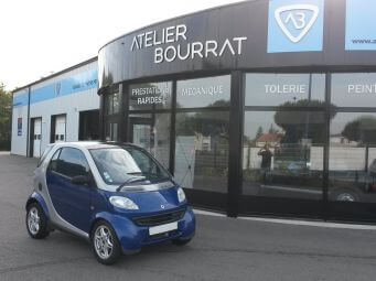 fortwo cdi city